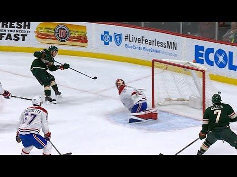 11/02/17 Condensed Game: Canadiens @ Wild