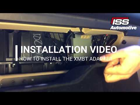 How To Install XMBT1 Bluetooth Adapter for GM, BUICK, Cadillac, Chevrolet, Hummer, Pontiac, Saturn