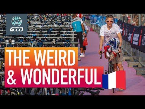 Coolest Age-Group Bike Tech From Ironman 70.3 World Championships 2019!
