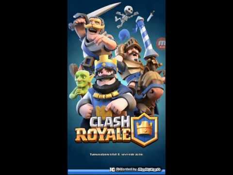 Clash Royale/3 Bölüm/gole Mi Deniye Medik!!
