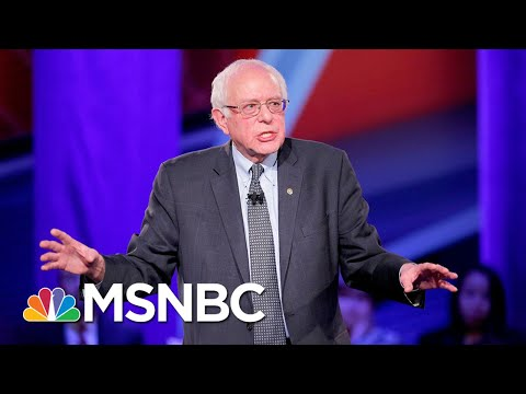 Are All Eyes On Sen. Sanders At Charleston Debate? | Morning Joe | MSNBC