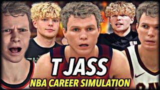 "TRISTAN JASS' NBA CAREER SIMULATION | MOST UNSTOPPABLE 5'11"" PLAYER EVER? SCORING MACHINE | NBA 2K20"