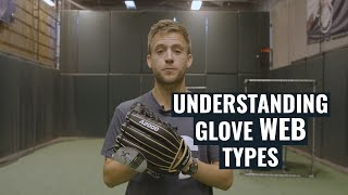 Watch now as Tyler breaks down some of the most prevalent web types in the game of baseball. Do you have a favorite? COMMENT Below! Also, if you are in ...