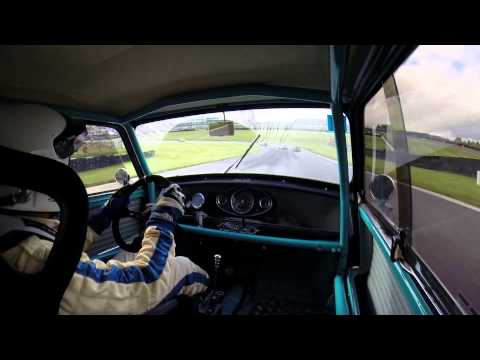 brands hatch mini festival, anglo french battle 2014, Philippe Quirière