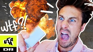 What?! Er disse mobilopladere farlige? | Ultra Nyt