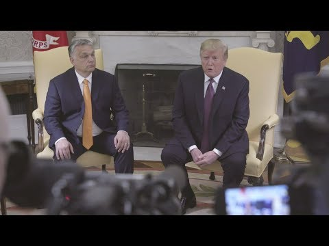 President Trump Hosts the Prime Minister of Hungary