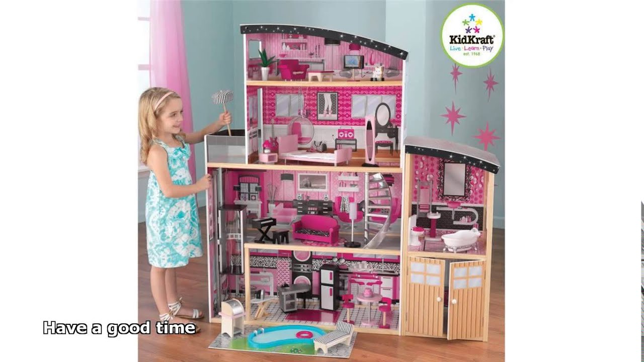 Barbie house with elevator house plan 2017 for Mansion house plans with elevators