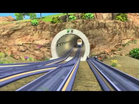 Chuggington - Tunnel Runner Payce Chugger Clip