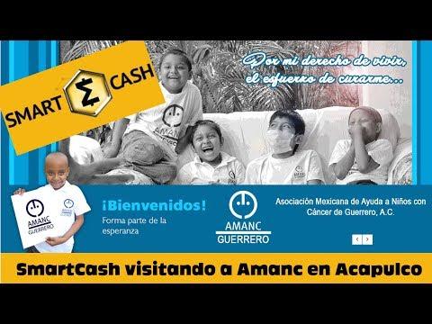 SmartCash visitando a Amanc en Acapulco