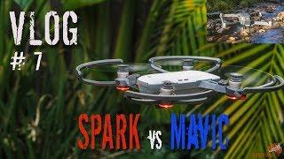 DJI SPARK VS MAVIC | What