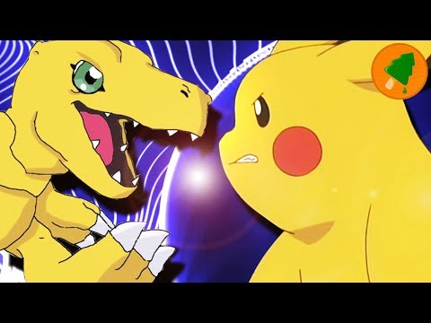 Pokemon vs Digimon: The REAL TRUTH