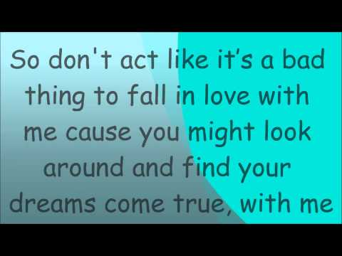 Not a bad thing- Justin Timberlake lyrics (clean version)