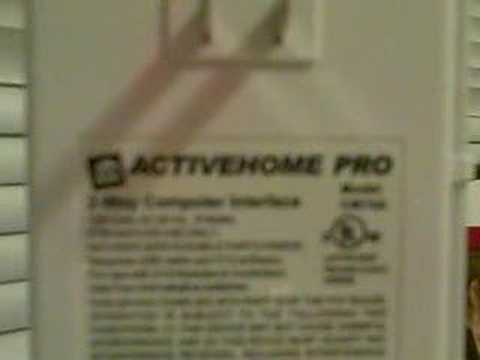 ACTIVEHOME PRO POSSIBLES AND FREE PROGRAM