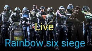 Rainbow six siege w/Friends