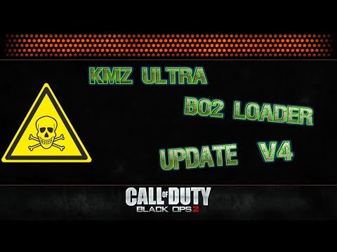 PS3  - KMZ Ultra BO2 Loader UPDATE v4 - 44MP menus, 14 zombie, 20 modes, 8 non host +more