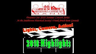 Smithtown Community Band 2018 Concert HIGHLIGHTS  HD