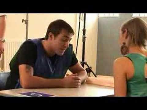 Hollyoaks Backstage - Behind Bars With Jamie Lomas
