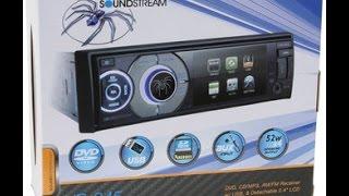видео SOUNDSTREAM VDVD-300R