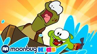 Om Nom Stories | Wonder Mixer! | Season 18 - Om Nom Cafe! | Funny Cartoons for Kids & Babies