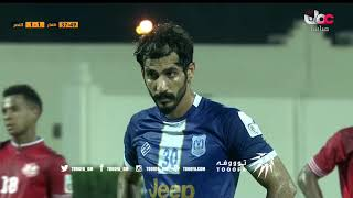 توووفه | أهداف مباراة النصر 3 × 2 ظفار ضمن الأسبوع الـ 17