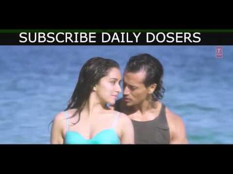 SAB TERA Full Video Song   BAAGHI   Tiger Shroff, Shraddha Kapoor   Armaan Malik   Amaal Mallik   Yo
