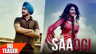 Teaser | Saadgi | Harpreet Sidhu | Beat Minister | Full Song Coming Soon | Speed Records