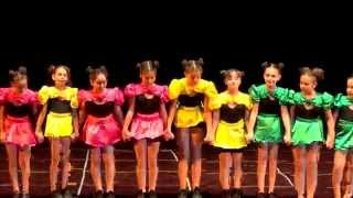 ABDA 2015 YIL SONU KIDS DANCE MODERN- ESRA DOKUZOĞLU KARBEK