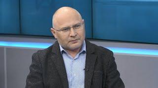 Интервью: Владимир Хиновкер, заведующий отделением во временном инфекционном госпитале ФМБА