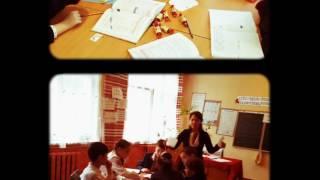 Урок української мови у 4 класі