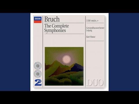 Bruch: In Memoriam, Op.65, Adagio For Violin And Orchestra