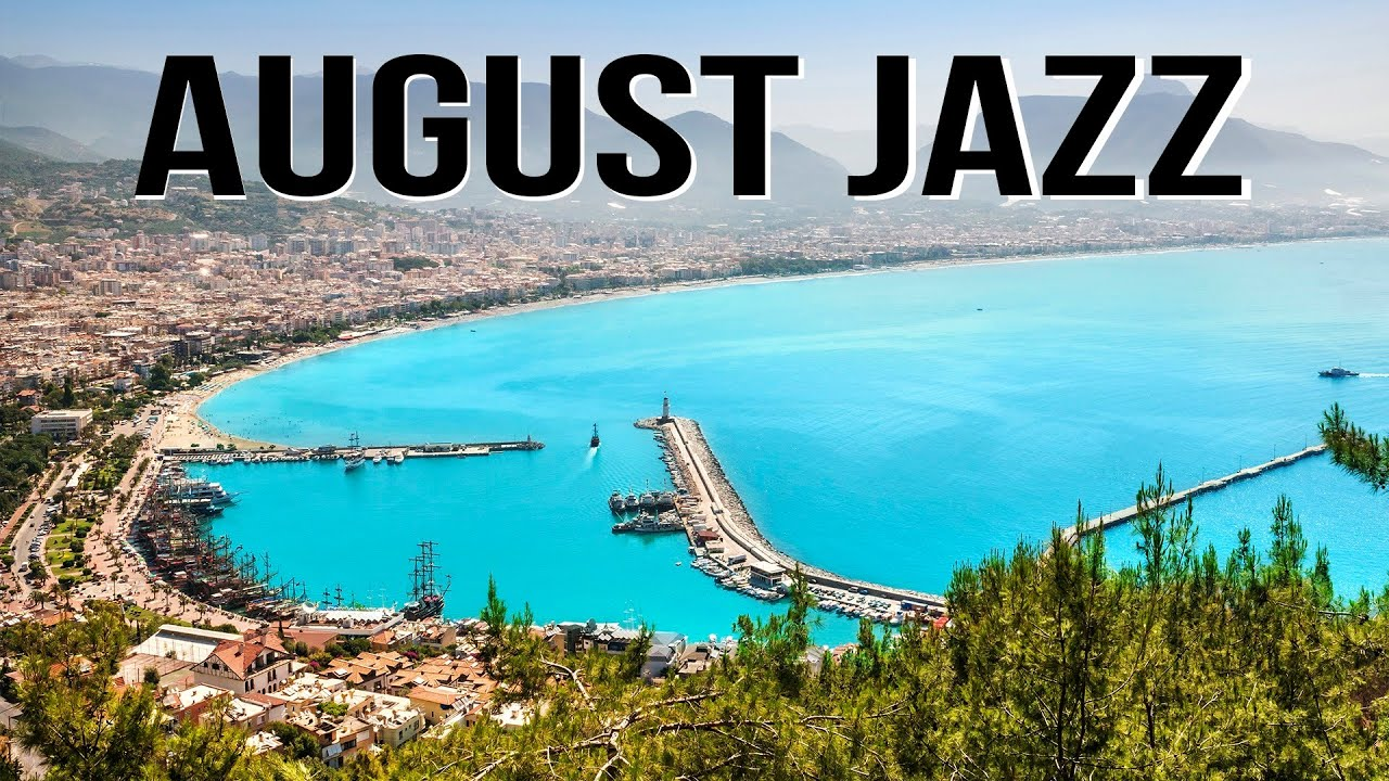 Lounge Music - August Jazz - Chill Out Lounge Music to Feel the Spirit of the Sea