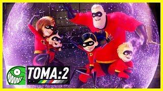 TOMA2: Los Increíbles 2 (2018)