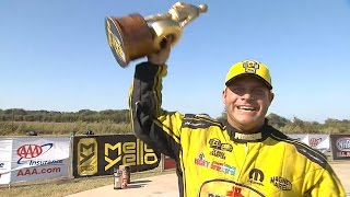 NHRA Funny Car driver Matt Hagan scores BIG Win in Texas