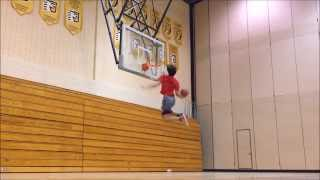 14 to 17 years old :: CHASE KILGANON young dunker Video