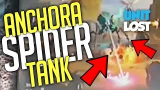 "Overwatch ""Anchora"" - Spider TANK Theory! (New Reinhardt Style Tank?)"