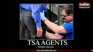 TSA VS The World's Biggest Penis