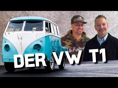 JP Performance - Das VW T1 Projekt | Wir kaufen eine 1959er Pritsche!