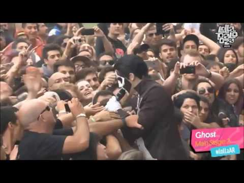 Ghost - Cirice (Lollapalooza Argentina 2016)