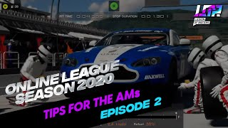 LOR ONLINE LEAGUE SEASON 2020 - TIPS FOR THE AMs(EPISODE 2 OF 3)