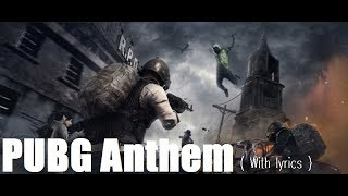 PUBG Anthem(With lyrics) - Alan Walker, Sabrina Carpenter & Farruko - On My Way