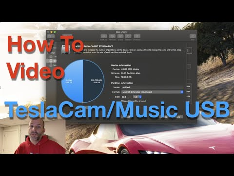 TeslaCam and Music on One SSD Drive