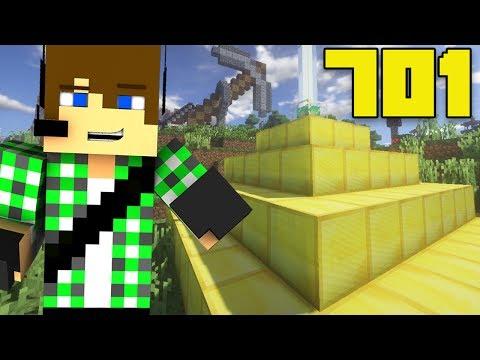 Minecraft ITA - #701 - 164 BLOCCHI D'ORO!