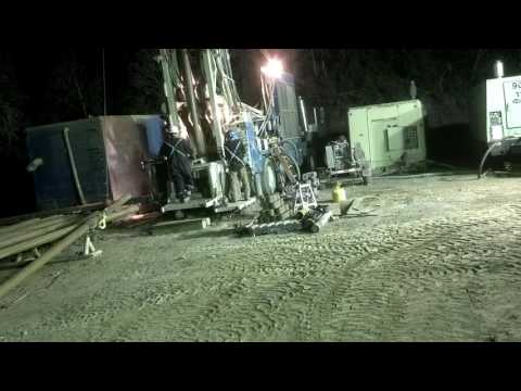 Tripping in drill pipe on the rd20