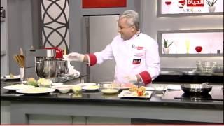 برنامج المطبخ – الكوردن بلو الدجاج المحشي – الشيف يسري خميس  – Al-matbkh