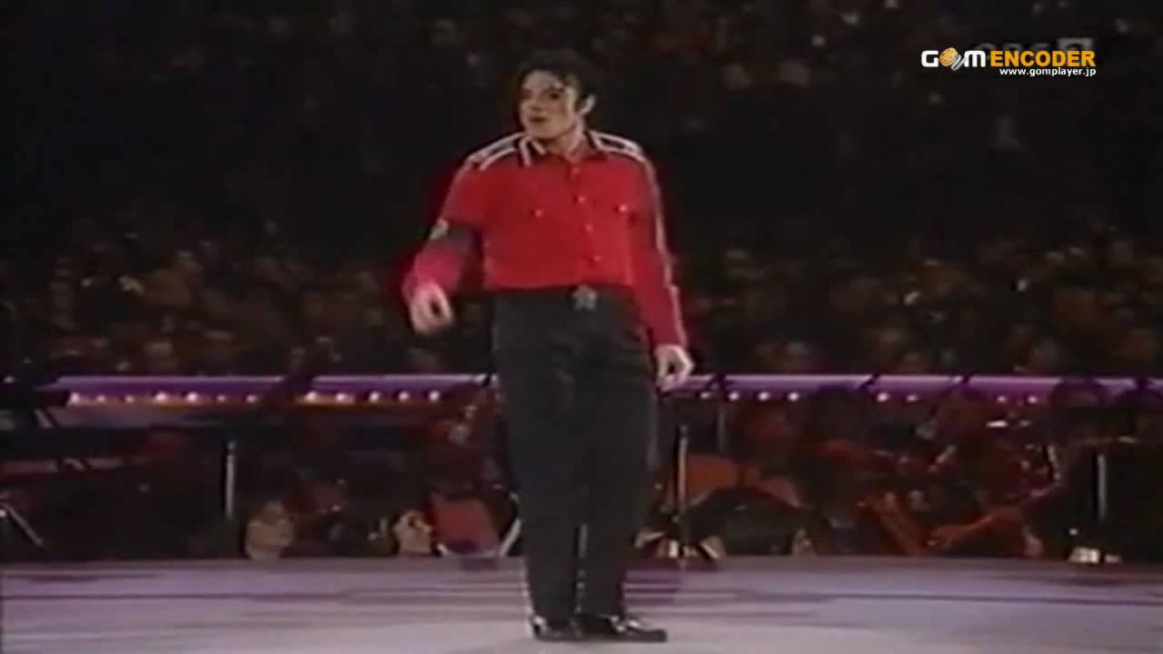 Heal The World Michael Jackson Live At Bill Clinton S