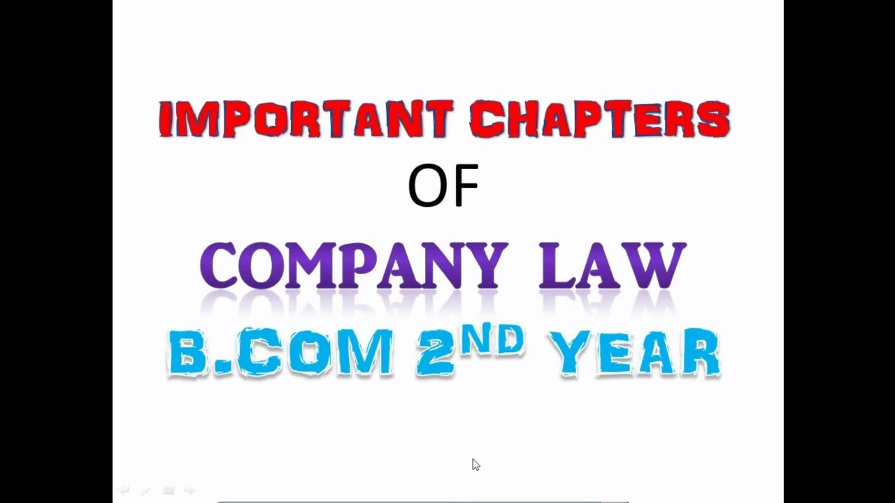 Pdf notes commercial law