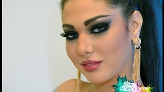فضيحة ابتسام تسكت ستار اكاديمي 10  Fadiha Ibtissam Taskat Star Academy