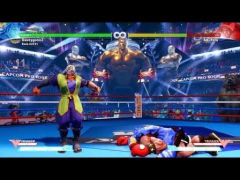 STREET FIGHTER V Zeku form change combo - YouTube