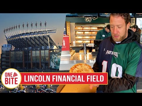 Barstool Pizza Review - Lincoln Financial Field (Philadelphia, PA)