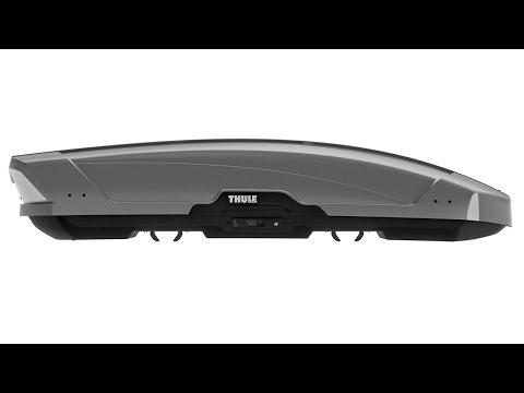 Thule Motion XT XL видео